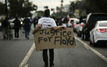 Αστυνομικός με εμπλοκή στη δολοφονία του Τζορτζ Φλόιντ κάνει έρανο για τα χρήματα της εγγύησης