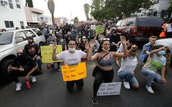 Μαρτυρία Έλληνα που ζει στο Λος Άντζελες για τις διαδηλώσεις: Η κατάσταση είναι πρωτόγνωρη