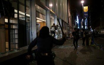 Τζορτζ Φλόιντ: Λιγότερες ταραχές σε περισσότερες διαδηλώσεις είδε οαρχηγός της Εθνοφρουράς