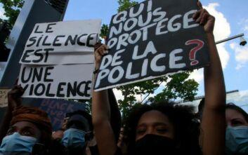 Γαλλία: «Η αστυνομία του Παρισιού δεν είναι ούτε βίαιη, ούτε ρατσιστική»