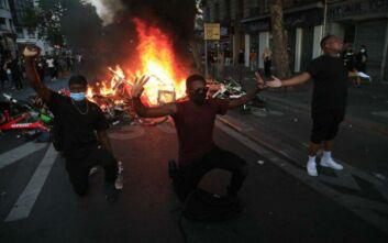 Η σπίθα της εξέγερσης κατά της αστυνομικής βίας έφτασε από τις ΗΠΑ στη Γαλλία