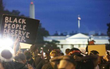 Νέες μαζικότατες διαδηλώσεις στις ΗΠΑ στη μνήμη του Τζορτζ Φλόιντ