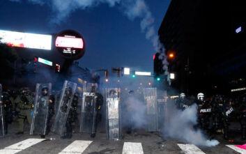 Ελληνοαμερικανός αστυνομικός πυροβολήθηκε στο κεφάλι στις διαδηλώσεις για τον Τζορτζ Φλόιντ