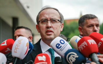 Νέα κυβέρνηση στο Κόσοβο με πρωθυπουργό τον Αβντουλάχ Χότι