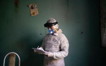 Ξεπέρασαν τους 130.000 οι νεκροί από κορονοϊό στη Βραζιλία