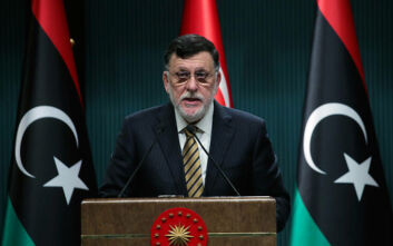 Λιβύη: Ο Σάρατζ είναι αποφασισμένος να θέσει υπό τον έλεγχό του όλη τη χώρα