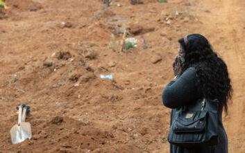 Βραζιλία: 602 θάνατοι εξαιτίας της COVID-19 και 26.051 κρούσματα μόλυνσης από τον κορονοϊό σε 24 ώρες