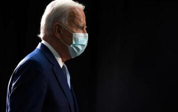 Μπάιντεν: Εάν εκλεγώ πρόεδρος οι ΗΠΑ θα επανενταχθούν στον Παγκόσμιο Οργανισμό Υγείας