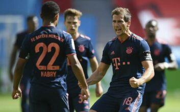 Bundesliga: Με 4άρα στο +10 η ασταμάτητη Μπάγερν