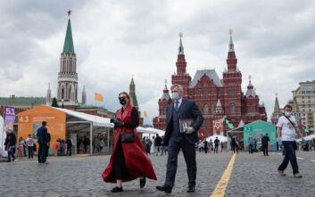 Πάνω από 5.000 νέα κρούσματα κορονοϊού στη Ρωσία