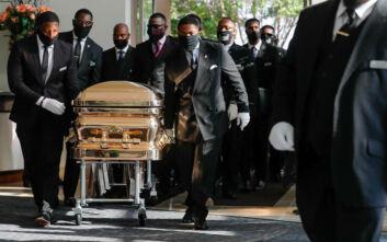 Αγωγή από την οικογένεια του Τζορτζ Φλόιντ κατά της Μινεάπολις και των τεσσάρων αστυνομικών