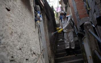 Ασταμάτητος ο κορονοϊός στη Βραζιλία: 1.060 νεκροί και 50.644 κρούσματα σε 24 ώρες