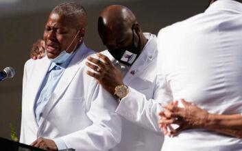 Αδελφός του Τζορτζ Φλόιντ στον ΟΗΕ: Οι ζωές των μαύρων δεν έχουν σημασία στις ΗΠΑ, βοηθήστε τους