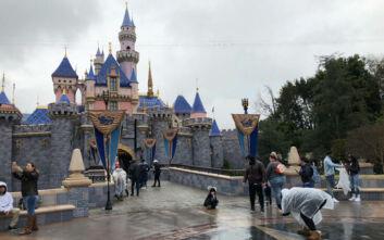 Walt Disney: Θα καθυστερήσει το άνοιγμα των θεματικών πάρκων στην Καλιφόρνια