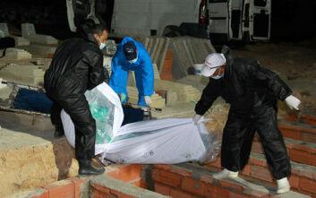 Τραγωδία στην Τυνησία: 55 οι νεκροί από το ναυάγιο πλοίου που μετέφερε μετανάστες