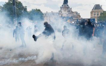 Συνεχίζονται οι διαμαρτυρίες αστυνομικών στη Γαλλία, καταγγέλλουν πως κατηγορούνται άδικα για ρατσισμό
