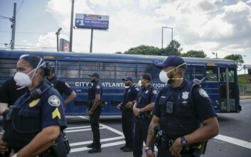 Παραιτήθηκε η επικεφαλής της αστυνομίας της Ατλάντα έπειτα από τον θάνατο 27χρονου από σφαίρες αστυνομικού