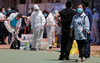 «Δεν ήταν ο σολομός ήταν η αιτία για το δεύτερο κύμα κορονοϊού στο Πεκίνο»