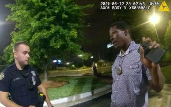 Ανθρωποκτονία η αιτία θανάτου του Ρεϊσάρντ Μπρουκ στην Ατλάντα, νέο περιστατικό αστυνομικής βίας