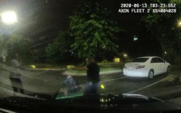 Ο αστυνομικός που σκότωσε τον Ρέισαρντ Μπρουκς είχε δεχθεί επίπληξη για χρήση βίας στο παρελθόν