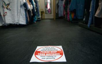 Η Αγγλία κάνει ένα ακόμη βήμα προς την επιστροφή στην κανονικότητα: Ανοίγουν σήμερα τα καταστήματα