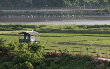 «Η Βόρεια Κορέα κατέστρεψε το γραφείο σύνδεσής της με τη Νότια Κορέα»