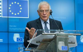 Μπορέλ: Η στάση απέναντι στην Τουρκία είναι η μεγαλύτερη πρόκληση της εξωτερικής πολιτικής της ΕΕ