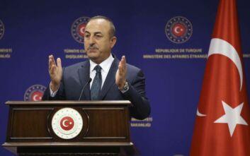 Τσαβούσογλου: Η Τουρκία θα εργαστεί από κοινού με την Ιταλία για μια σταθερή ειρήνη στη Λιβύη