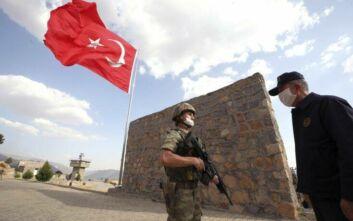 Ένας Τούρκος στρατιώτης νεκρός στα νοτιοανατολικά σύνορα – Τα πυρά ήρθαν από την ιρανική πλευρά
