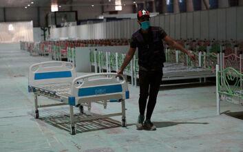 Ιράκ: Ρεκόρ ημερήσιων κρουσμάτων κορονοϊού με 2.200 νέες λοιμώξεις