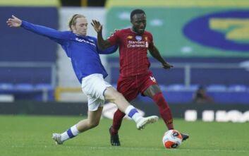 Επέστρεψε με γκέλα η Λίβερπουλ, 0-0 με την Έβερτον
