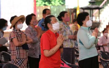 Δεύτερο κύμα κορονοϊού παραδέχεται η Νότια Κορέα, φόβοι και για 800 κρούσματα ημερησίως