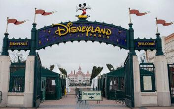 Ανοίγει ξανά τις πύλες της η Disneyland στο Παρίσι
