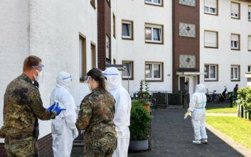 Για νέο κύμα κορονοϊού προειδοποιεί ο «Γερμανός Τσιόδρας»: Επέστρεψε το τοπικό lockdown και η καραντίνα