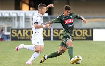 Serie A: «Διπλό» Ευρώπης για τη Νάπολι, πέρασε από τη Μπολόνια η Γιουβέντους