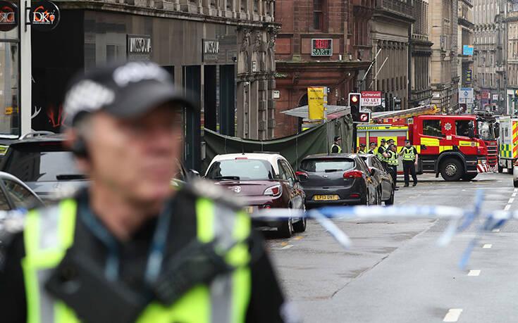 Αιματηρή επίθεση στη Γλασκώβη: Νεκρός ο δράστης και 6 τραυματίες