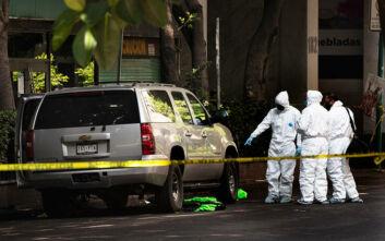 Μεξικό: «Κινηματογραφική» απόπειρα δολοφονίας του αρχηγού της αστυνομίας από καρτέλ ναρκωτικών