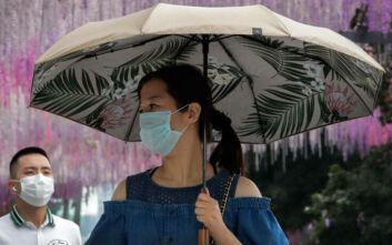 Δώδεκα νέα επιβεβαιωμένα κρούσματα κορονοϊού στην Κίνα
