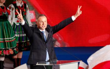 Προβάδισμα Ντούντα στις προεδρικές εκλογές της Πολωνίας