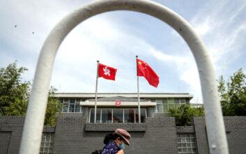 Ομόφωνο «ναι» της Βουλής των Αντιπροσώπων σε κυρώσεις κατά της Κίνας για το Χονγκ Κονγκ