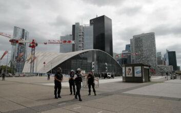 Συναγερμός στο Παρίσι: Σε εξέλιξη επιχείρηση της Αστυνομίας σε εμπορικό κέντρο