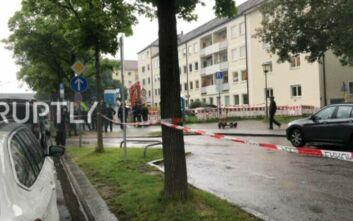 Βαν έπεσε πάνω σε ανθρώπους στο Μόναχο – Ξεκαθάρισμα συμμοριών «βλέπουν» οι Αρχές