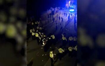 Η αστυνομία του Λονδίνου για street party: «Θα πάμε και θα τα διαλύσουμε»