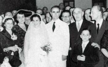 Πότε είχε παντρευτεί ο Κωνσταντίνος Καραμανλής την Αμαλία Μεγαπάνου, το 1951 ή το 1952;
