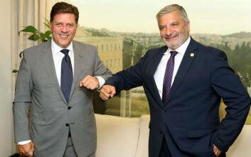 Σε κοινές εκδηλώσεις προχωρούν υπουργός Εξωτερικών και Περιφέρεια Αττικής με αφορμή την Ελληνική Προεδρία στο Συμβούλιο της Ευρώπης