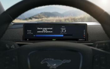 Intelligent Range: Το σύστημα υπολογισμού της ηλεκτρικής αυτονομίας της Ford