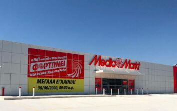 Το 13ο MediaMarkt άνοιξε τις πόρτες του στη Ρόδο