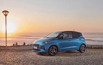 Νέο Hyundai i10: Κορυφαίοι χώροι και μικρή κατανάλωση