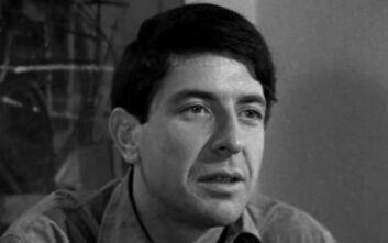 Παρακολουθήστε το σπάνιο ντοκιμαντέρ Ladies and Gentlemen… Mr. Leonard Cohen