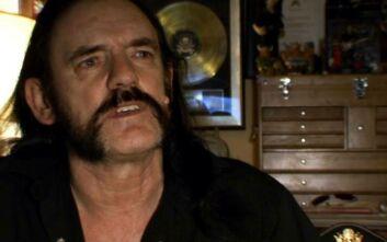 Δείτε online το ντοκιμαντέρ για τον rock n roll θρύλο Lemmy με παρασκήνια συναυλιών και όχι μόνο